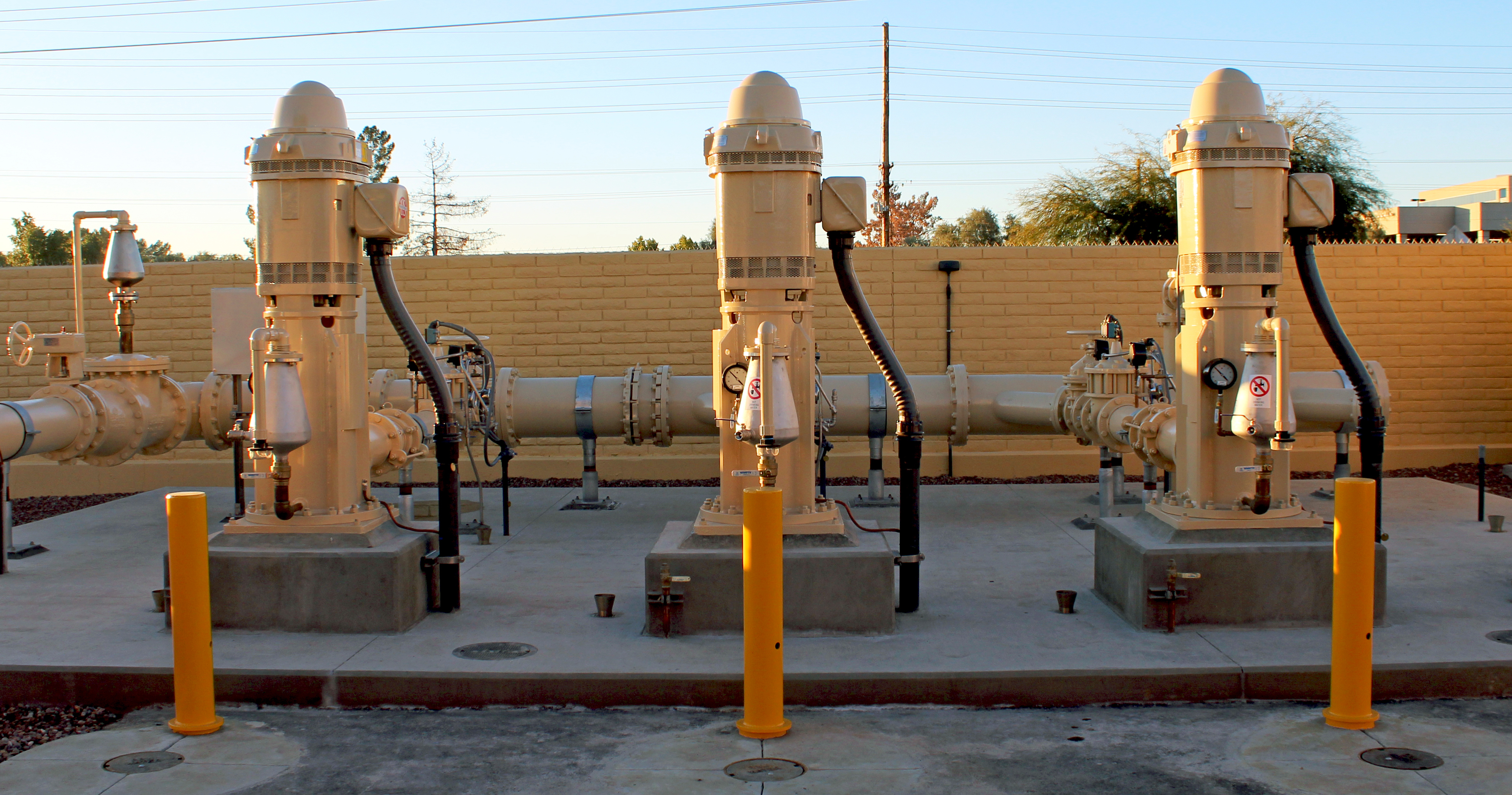 MOON VALLEY PUMP STATION & WATER MAIN