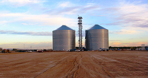 ROVEY GRAIN RECEIVING & STORAGE