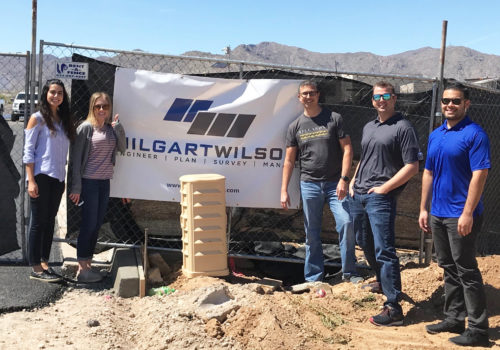 Stormwater Team West Valley Project Outing