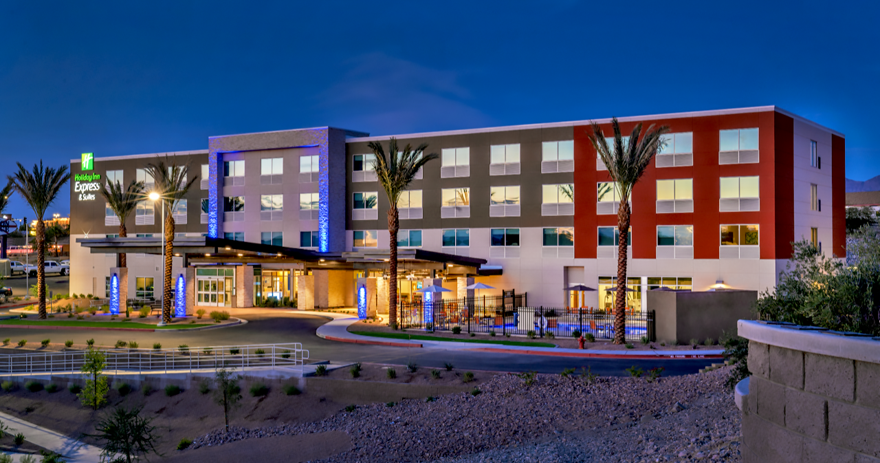 LAKE HAVASU HOLIDAY INN EXPRESS