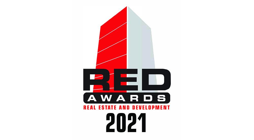 RED award logo 2020