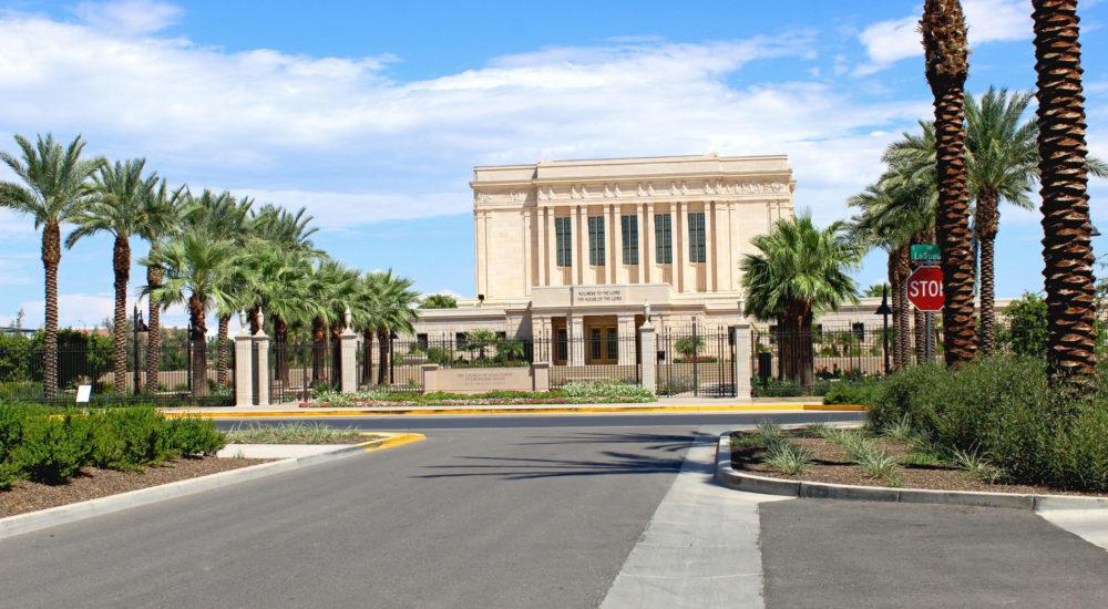 Mesa Temple 1